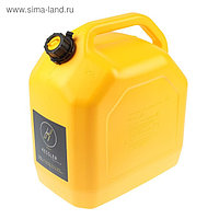 Канистра ГСМ Kessler premium, 25 л, пластиковая, желтая
