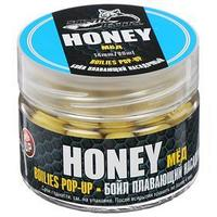 Бойл насадочный плавающий Sonik Baits Pop-Up 14 мм, Honey (мёд)