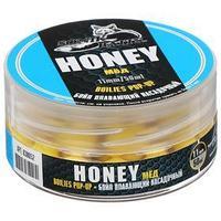 Бойл насадочный плавающий Sonik Baits Pop-Up 11 мм, Honey (мед)