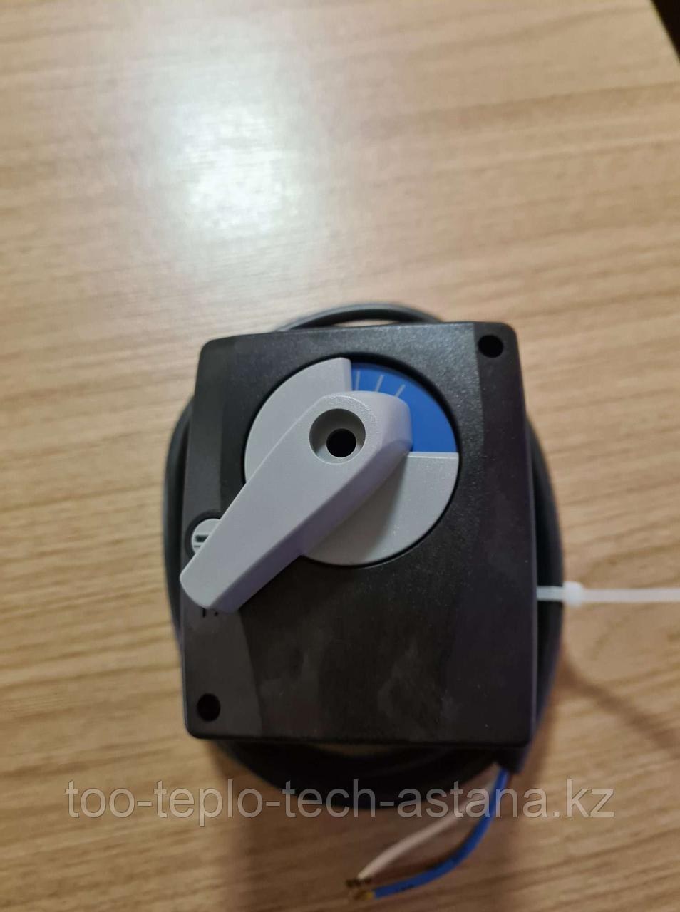 Электропривод ModvlvS для трехходового смесителя