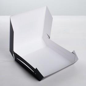 Коробка складная For you, 14 x 14 x 3,5 см (комплект из 5 шт.) - фото 2