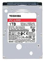 "Жесткий диск для ноутбука 1Tb TOSHIBA SATA 6Gb 2.5"" 5400rpm 128Mb Толщина 7мм HDWL110UZSVA"