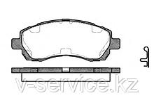 Тормозные колодки YOTO G-207(MD 7039M)(REMSA 647.02)