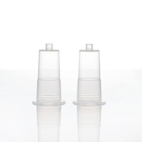 Иглодержатель пластмассовый для двухсторонних одноразовых игл