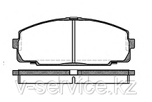 Тормозные колодки YOTO G-219(MD 2104)(REMSA 421.00)
