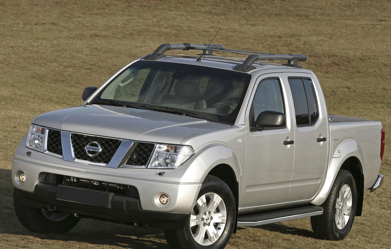 "Пороги ""Premium"" Nissan  Pathfinder (2004-2014)"