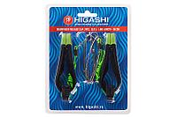 Троллинговая клипса HIGASHI Downrigger release clips hg-04834