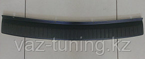 Накладка на задний бампер 2194 Лада Калина-2