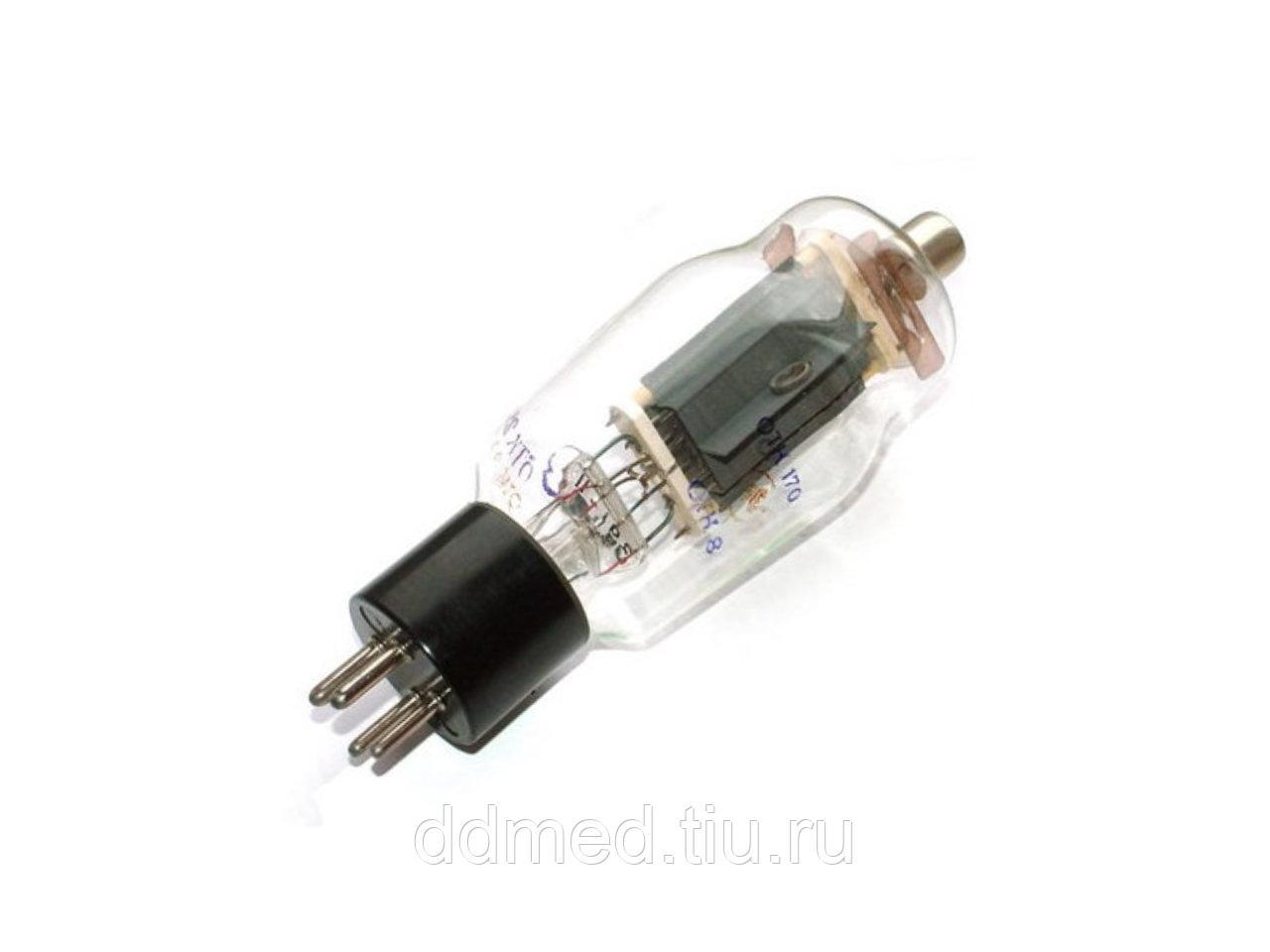 Лампа генераторная Г811 для аппарата УВЧ-80