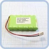 Аккумуляторная батарея на ЭКГ Альтон-103