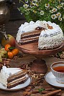 Торт Домашний сметанник, 0,8 кг