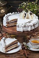Торт Домашний сметанник, 1,5 кг