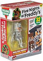 Five Nights at Freddy's Конструктор Минифигурка Расплавленный Фредди, 32 детали