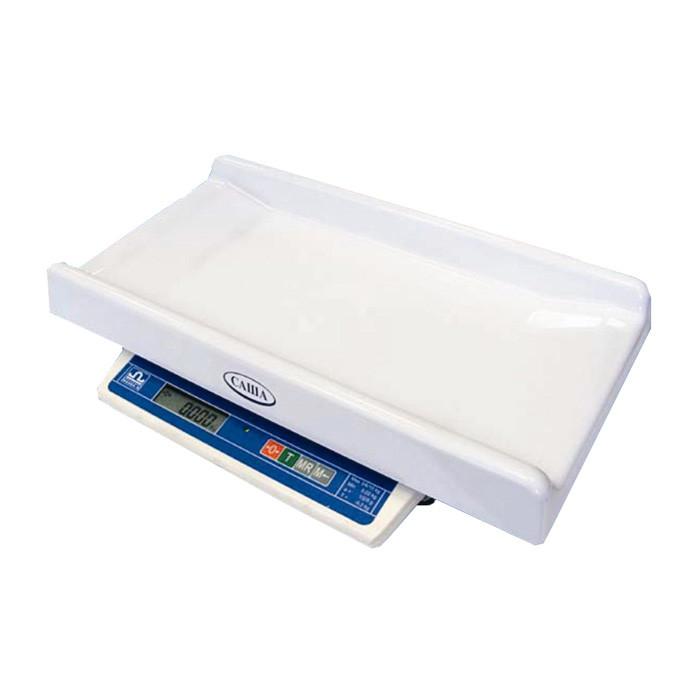 Грузоприемная платформа на весы для новорожденных «САША»