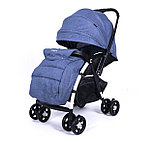 Прогулочная коляска Tomix Carry, Синяя, фото 2