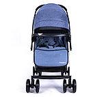 Прогулочная коляска Tomix Carry, Синяя, фото 3