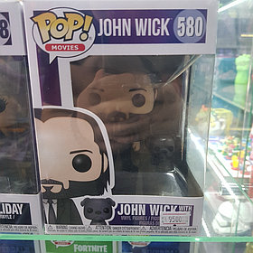 Funko Pop John Wick - Джон Уик