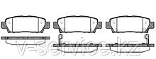 Тормозные колодки YOTO G-261(MD 2131M)(REMSA 632.02)
