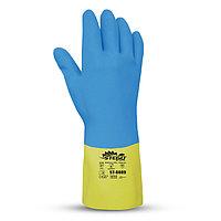 Перчатки химически стойкие Stego ST-8089