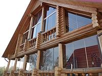 Изготовление окон, остекление балконов