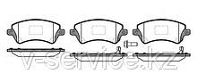 Тормозные колодки YOTO G-265(MD 2224M)REMSA 822.12)
