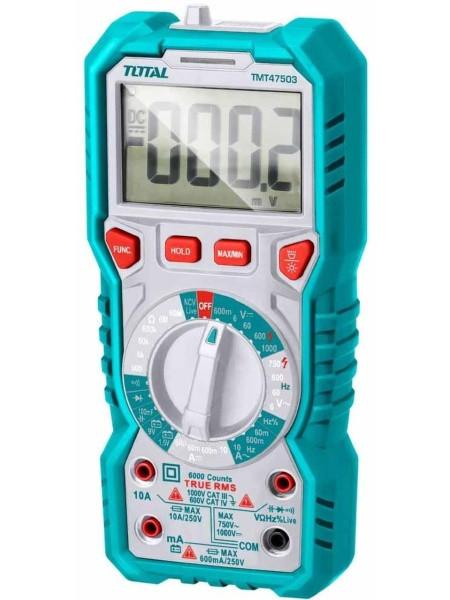 Мультиметр цифровой TMT47503