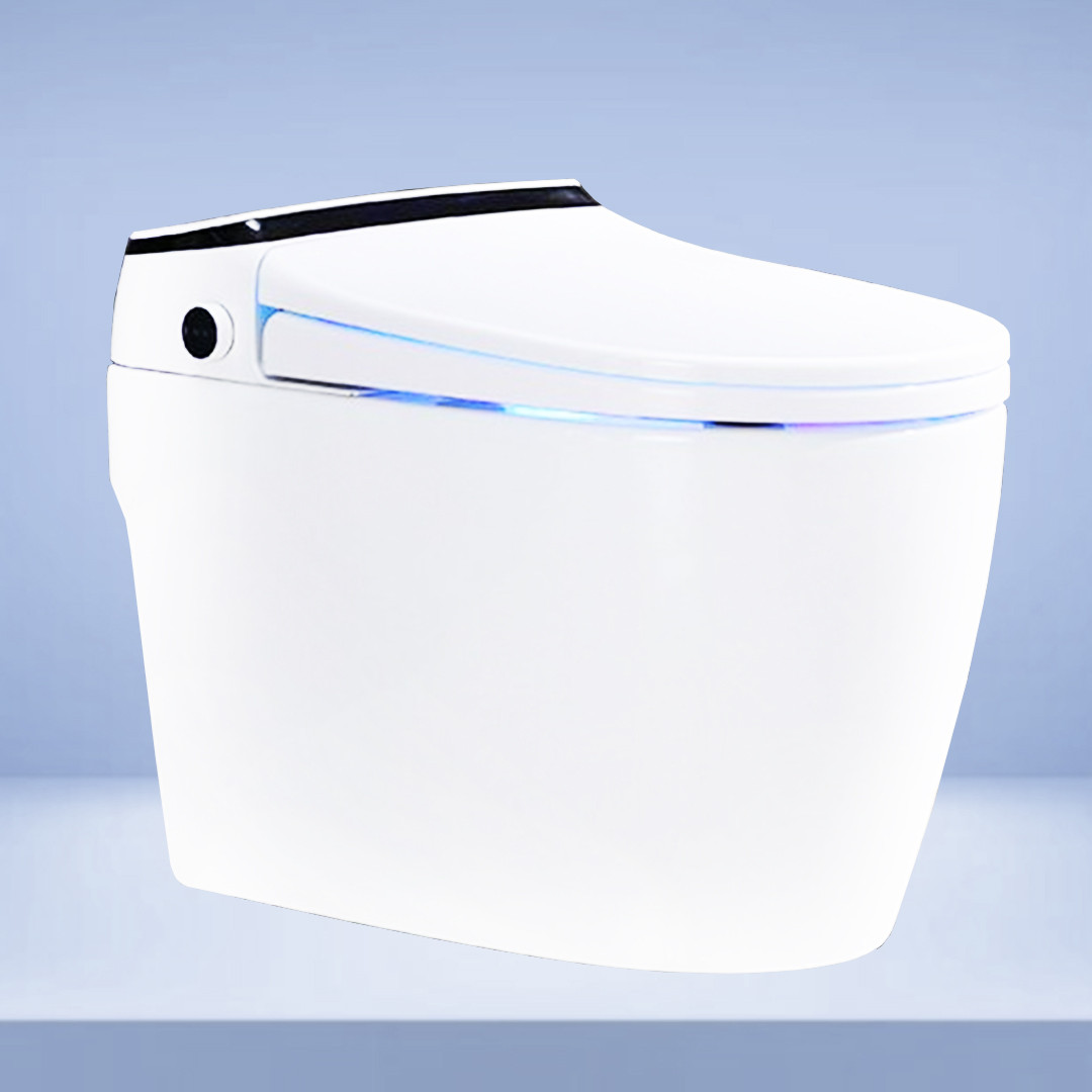 Унитаз SMART (Умный унитаз Euro Luxe, с подогревом сиденья, функция биде, автоматическая крышка)