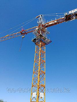 Кран башенный QTZ 80