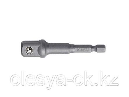 Переходник шуруповерт-головка 1/2 72мм TOPTUL (FPKA0816), фото 2