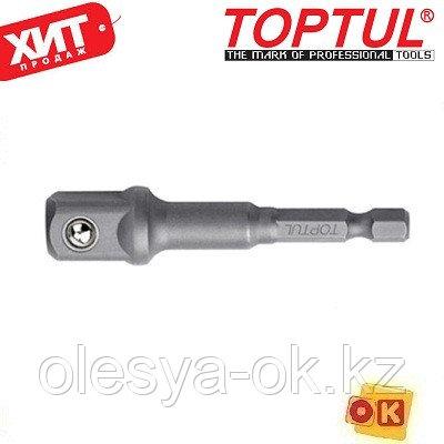 Переходник шуруповерт-головка 1/2 72мм TOPTUL (FPKA0816)