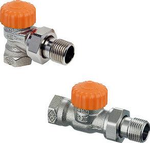 Клапаны термостатические с ограничением расхода для двухтрубных систем IMI
