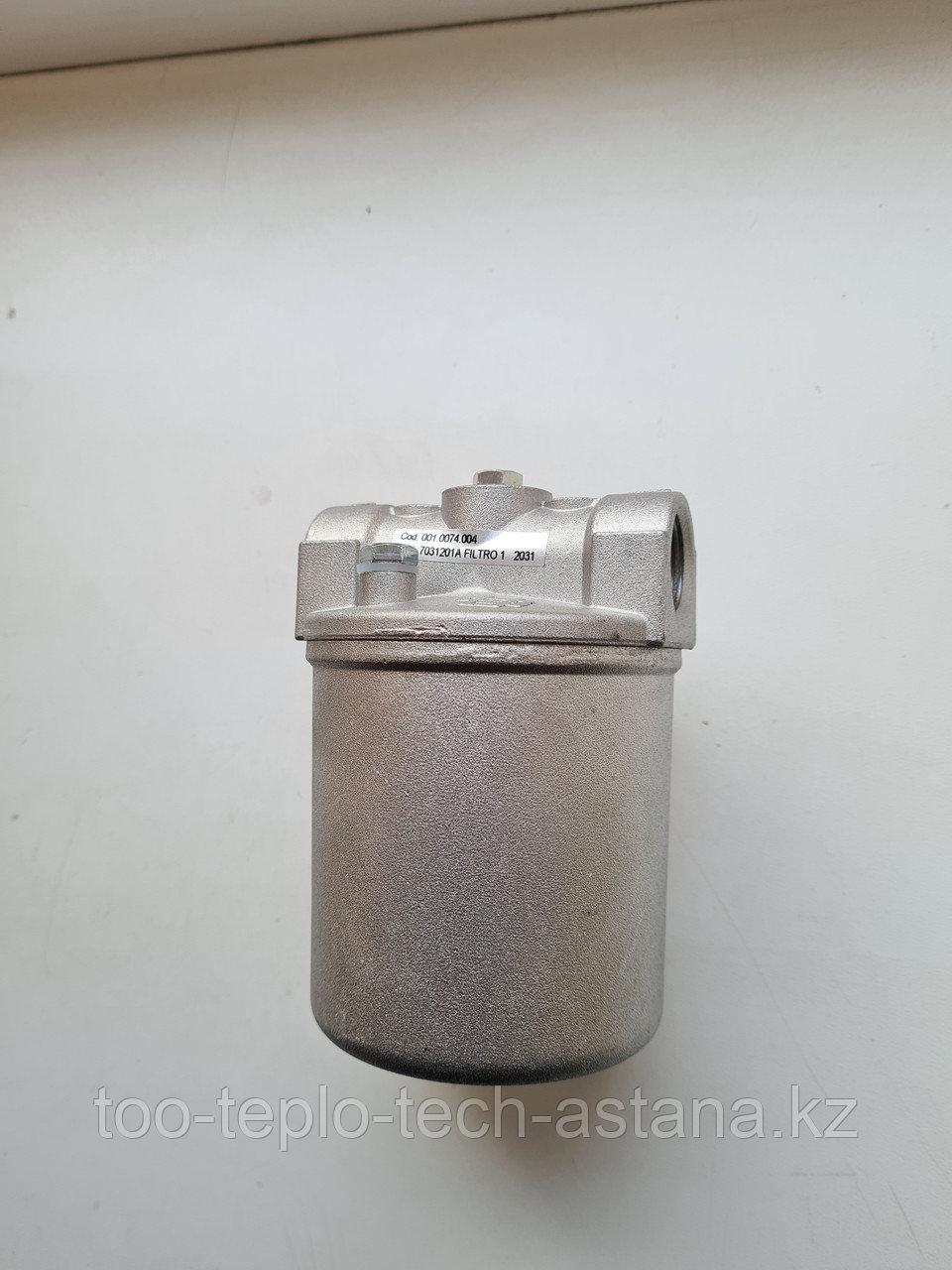 """Топливный фильтр Giuliani Anello 1/2"""" (подача) для дизельных горелок"""
