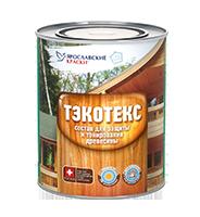 Состав для защиты и тонирования древесины ТЭКОТЕКС