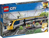 LEGO 60197 City Trains Пассажирский поезд, фото 1