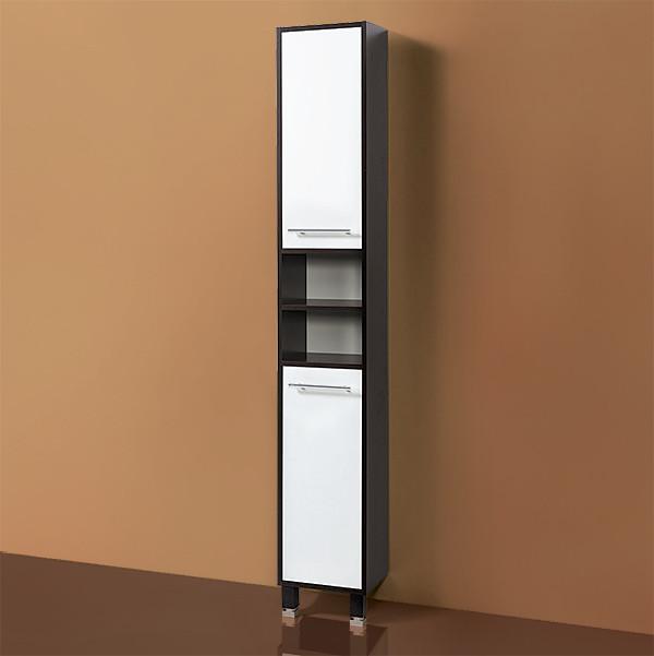 Шкаф для ванной «Акваль Карина» 30 см.