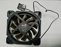Кулер для компьютерного корпуса AeroCool, 4pin, 12cm