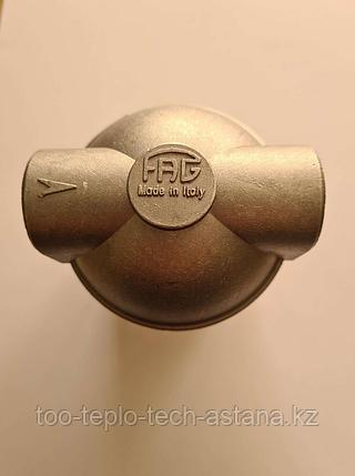 """Топливный фильтр FAG 3/8"""" (подача) для дизельных горелок, фото 2"""