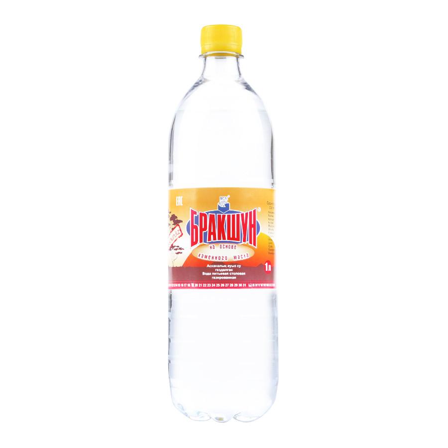 Бракшун 1л минеральная вода