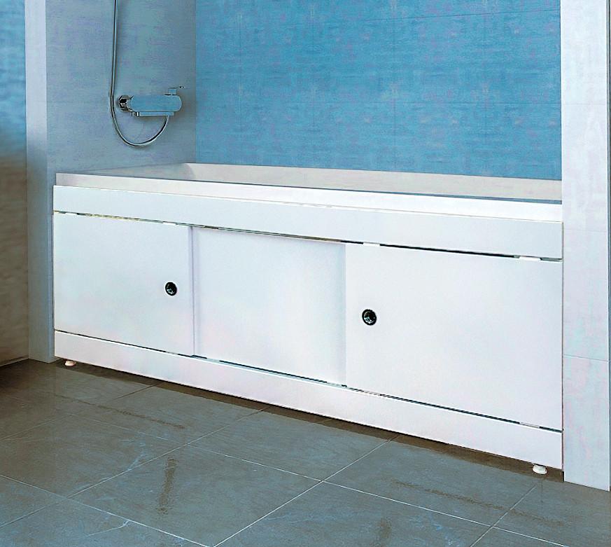 Экран для ванной «Экран Акваль» 170 см.