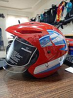 Шлем открытого типа