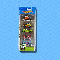 Hot Wheels, Подарочный набор 5 машинок