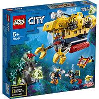 LEGO 60264 City Исследовательская подводная лодка, фото 1