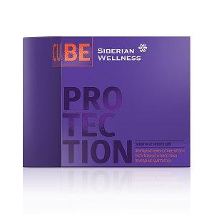 Защита от вирусов и инфекций - 3D Protection Cube