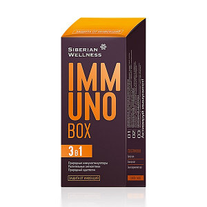 Immuno Box / Иммуно бокс - Набор Daily Box