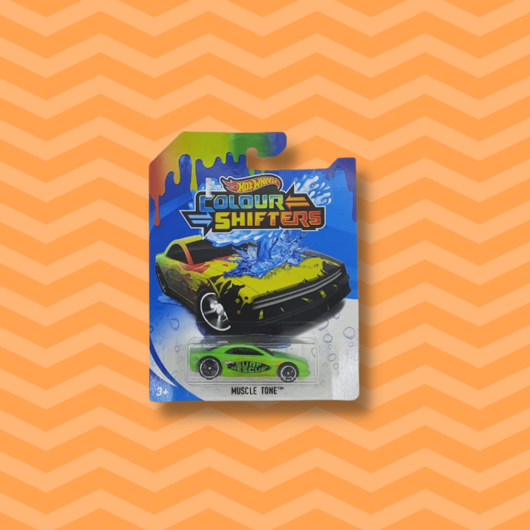Hot Wheels, Машинки серии Измени цвет в ассортименте - 3255 -43 шт - фото 1