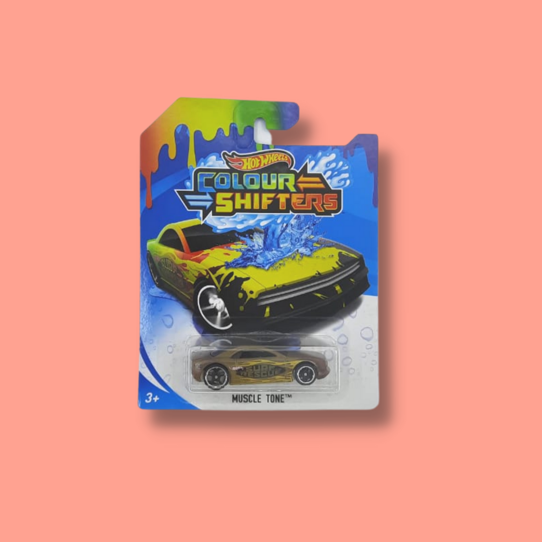Hot Wheels, Машинки серии Измени цвет в ассортименте - 3255 -43 шт - фото 2