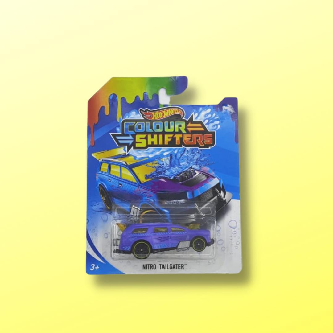 Hot Wheels, Машинки серии Измени цвет в ассортименте - 3255 -43 шт - фото 4