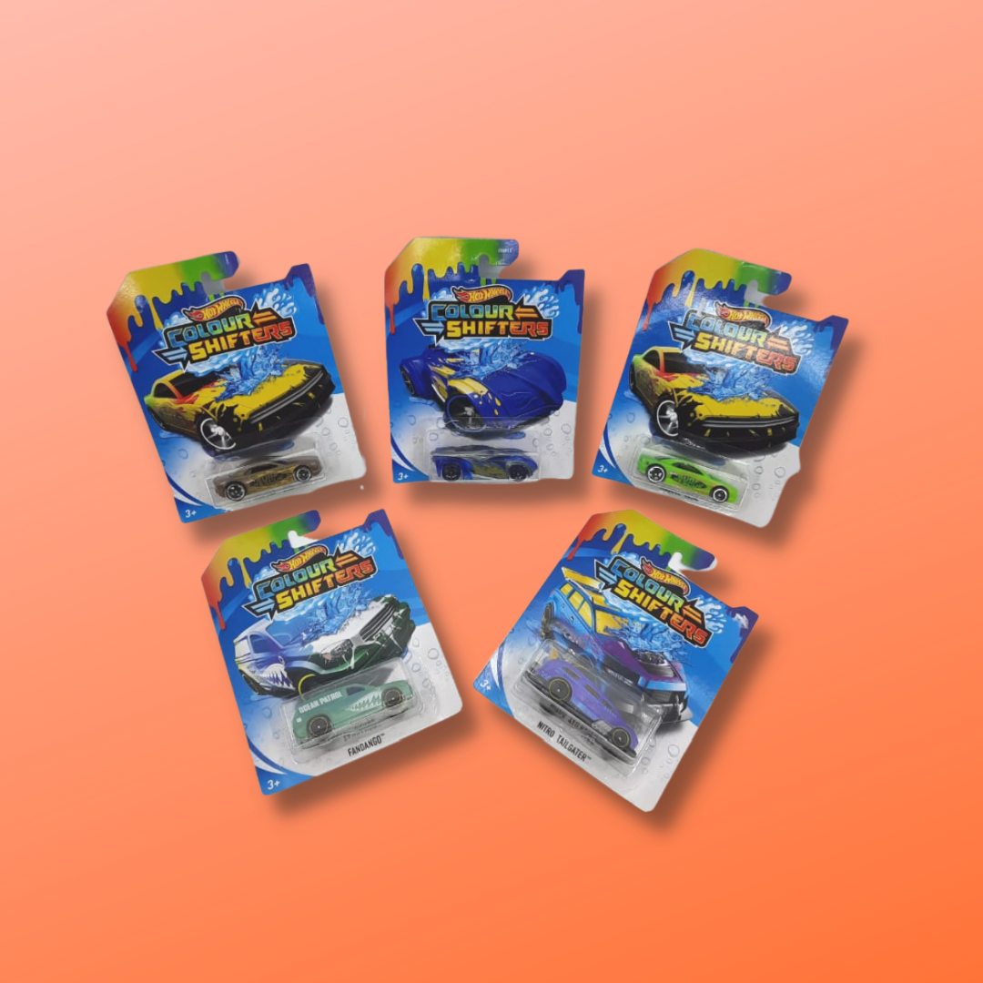 Hot Wheels, Машинки серии Измени цвет в ассортименте - 3255 -43 шт - фото 7