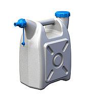 Канистра - лейка Radivas с дополнительным горлышком для слива 20 литров ОПТОМ