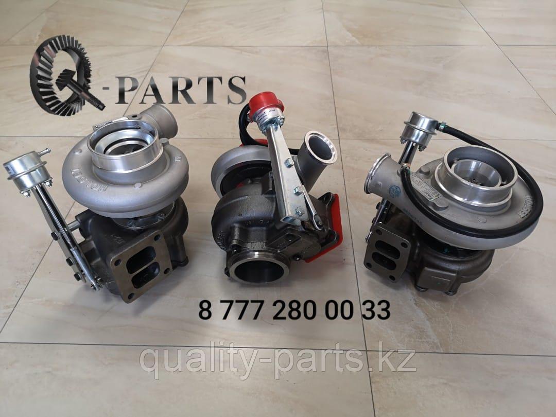Турбина 3535617, 3535620 HX40W Cummins 6CTA 8.3 на экскаватор Hyundai R305LC-7